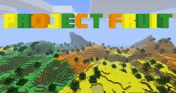 [1.7.10] [Forge] Project Fruit [1.1.9] Fruit Dimension! Minecraft Mod