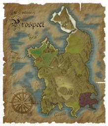 ~ Prospect ~ World Map Minecraft