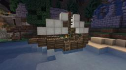 Small Boat - Custom Design Minecraft Map & Project