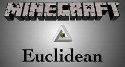 Euclidean - Puzzle Map Inspired by Antichamber Minecraft Map & Project