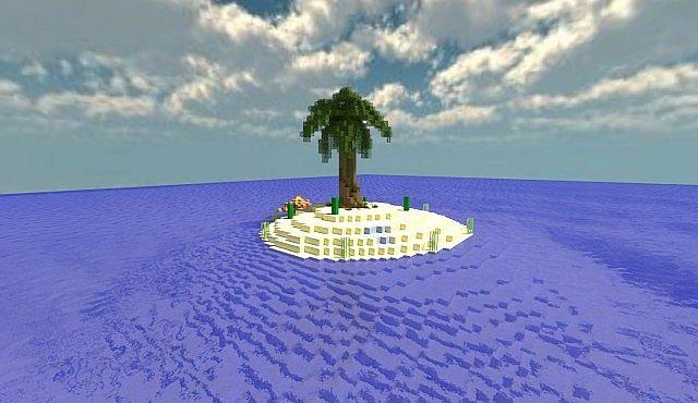 Minecraft Tropical Island: [1.7.4] [Adventure] [200 Sub Special] Tropical Survival