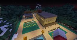 Kanto in Minecraft(Optimized  for Pixelmon,Custom NPCS,and Furniture mod) Minecraft Map & Project