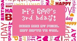 PMC's 3rd b-day stamp and sprite icon! Minecraft Blog