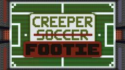 Creeper Footie - RoosterTeeth's Creeper Soccer in Minecraft 1.7! Minecraft Map & Project