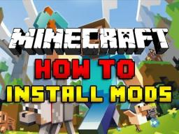 How to Install Mods In Minecraft (12 Easy Steps!!! 1.7.4+) Minecraft Blog Post