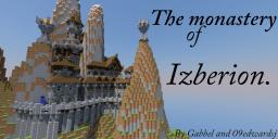 The monastery of Izberion Minecraft Map & Project