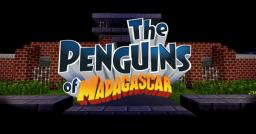 Madagascar Penguin Map Minecraft Map & Project