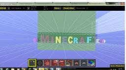 MINECRAFT Minecraft Map & Project