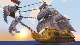 Galleon [HMS Royal Seas]