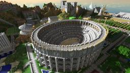 Minecraft Colosseum Minecraft Map & Project