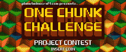 Official One Chunk Challenge Starter Map! Minecraft Map & Project