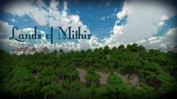 The Lands of Mithir - 10k x 10k Server map Minecraft Project