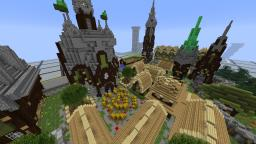 Trial building for TeamVareide Minecraft Map & Project