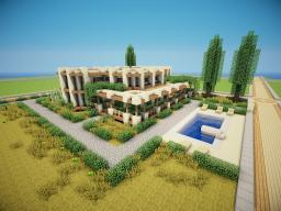 Desert House Minecraft Map & Project