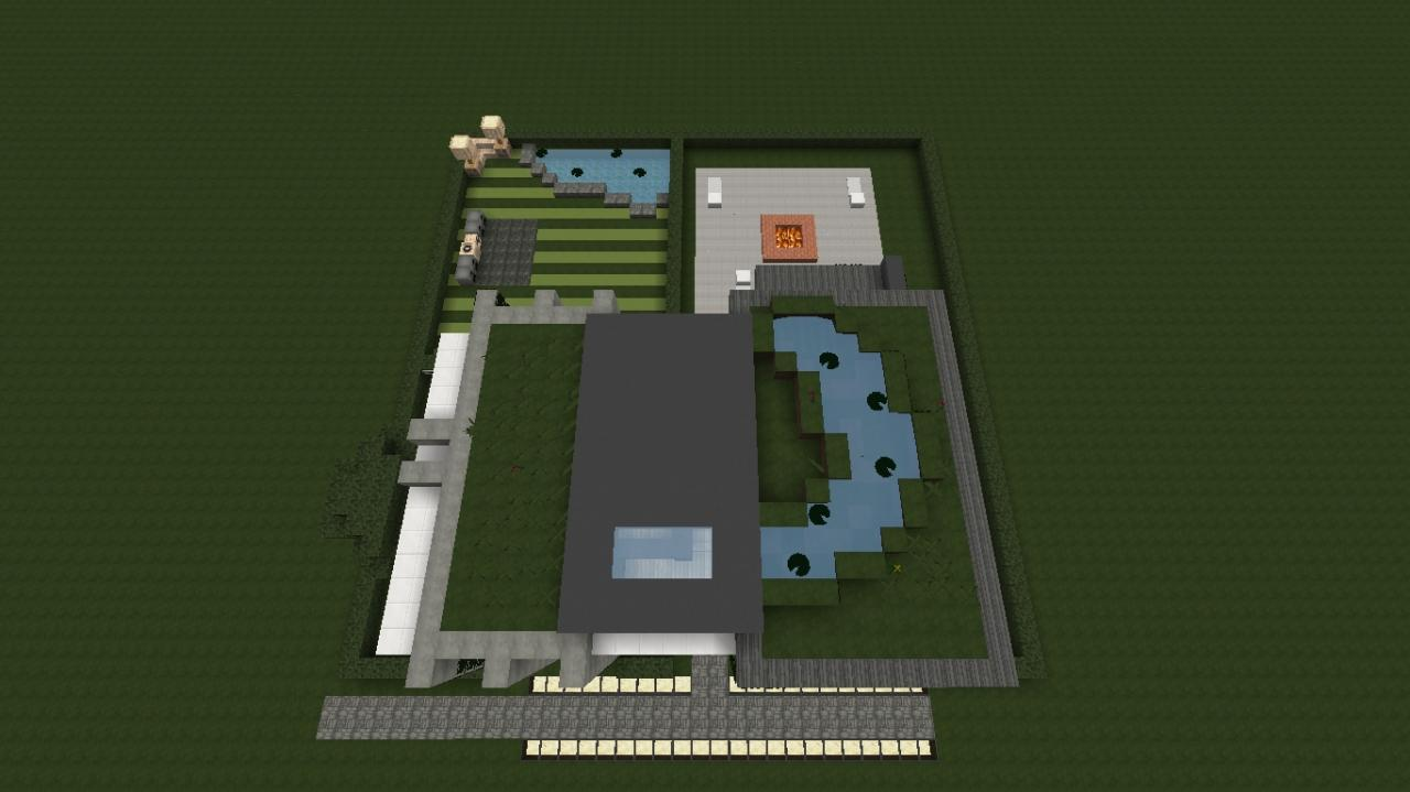 Good 24x24 Modern House #5: A Simple Modern House, With A Rooftop Garden. Inspired By Keraliss 24x24  Modern House.