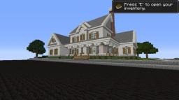 First Farmhouse Minecraft Map & Project
