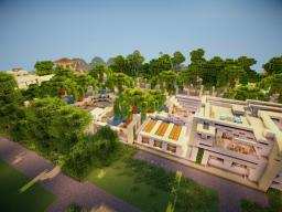 Elevator! POW Minecraft Map & Project
