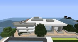 Modern Beach House 2 Minecraft