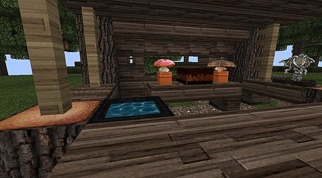 how to make a marketplace in minecraft
