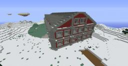Building School Minecraft Map & Project