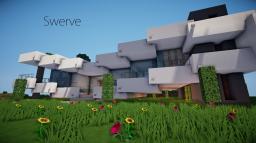 Swerve   Modern House Minecraft Map & Project