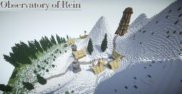 Observatory of Rein: Nordic Build (+Download!) Minecraft Map & Project