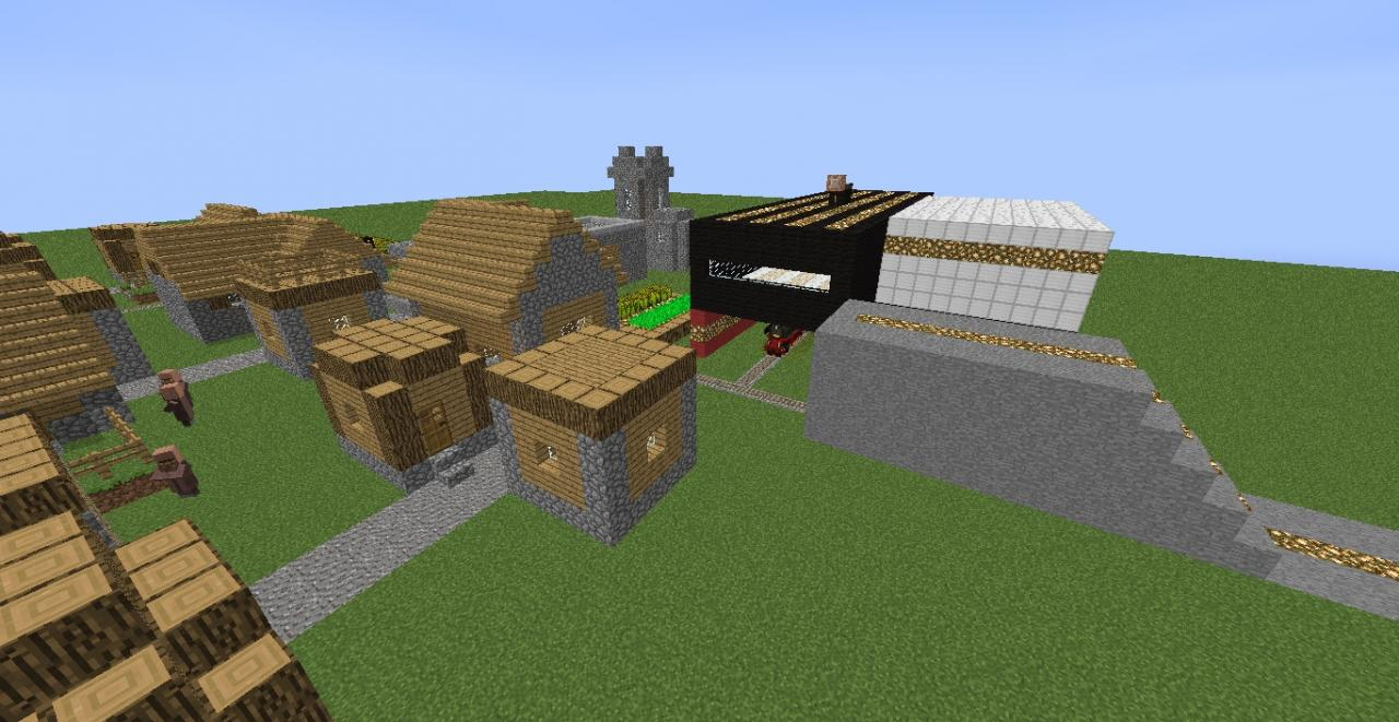Traincraft map for 152 superflat world minecraft project traincraft map for 152 superflat world gumiabroncs Image collections