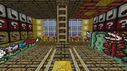 SuperMario Bros  3DLAND :D!!! Minecraft Map & Project