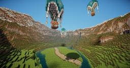 Minecraft Terraforming Minecraft Map & Project
