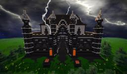 Nether Castle Herobrine Minecraft Map & Project