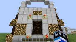 just an epic redstone vault Minecraft Map & Project