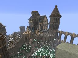 Medieval Stronghold Minecraft Map & Project