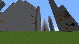 a very strange flat map Minecraft Map & Project