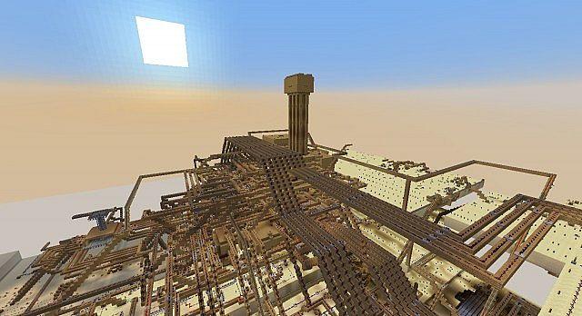 скачать карты для minecraft 1.7.2 на арену зомби #8