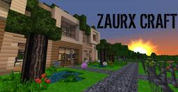 ZAURX CRAFT [32x] DISCONTINUED Minecraft Texture Pack