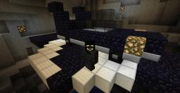 Batcave Minecraft Map & Project