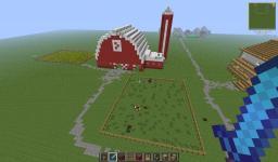 Farm House Minecraft Project