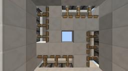 5x5 ''Shuriken'' door Minecraft Map & Project