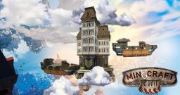 Bioshock Infinite Inspired Build Minecraft Map & Project