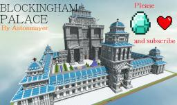 Blockingham Palace Minecraft Map & Project