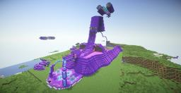 Halo: Covenant Base Complex [DOWNLOAD] Minecraft