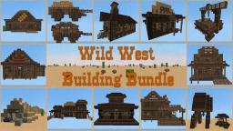 Wild West Building Bundle Minecraft