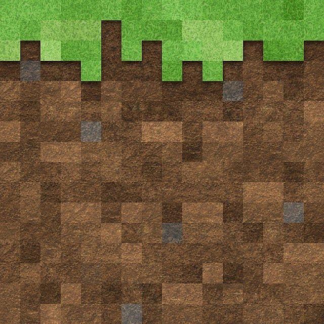Living on Dirt: The Block We Don't Appreciate. Minecraft Blog