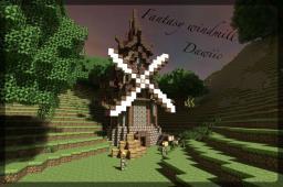 Fantasy Windmill Minecraft