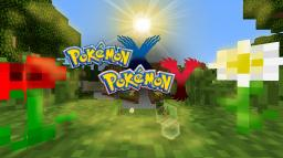 Pokemon X/Y Kalos Region replica (WIP) [Important question in the update logs] Minecraft Map & Project