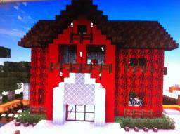 Ally's Lil Red Ranch Minecraft Map & Project