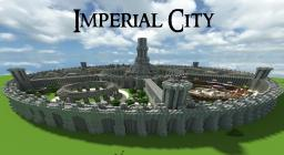 Elder Scrolls IV: Oblivion - Imperial City Minecraft Project