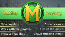 The Meridian Academy - Official Creative Server Minecraft Server