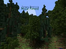 Forest Mountain [Mild Forest] Minecraft Map & Project