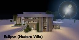 Eclipse (Modern Manor) Minecraft Map & Project